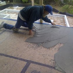 Cementitious-water-proofing